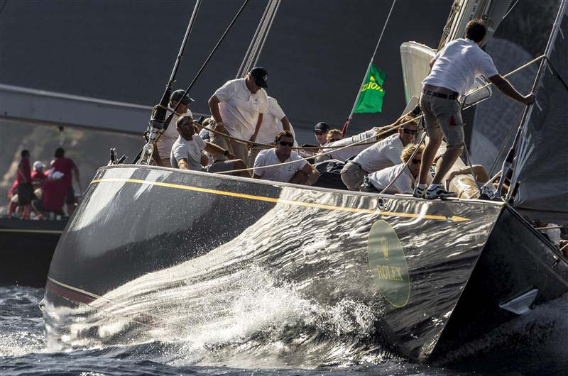 Maxi Yacht Rolex Cup 2013 1