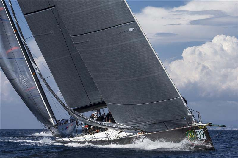 Maxi Yacht Rolex Cup 2013 4