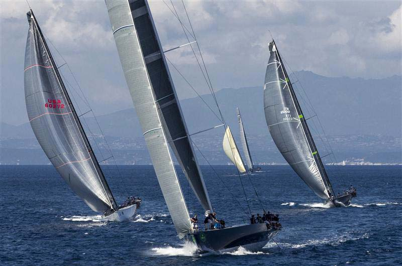 Maxi Yacht Rolex Cup 2013 5