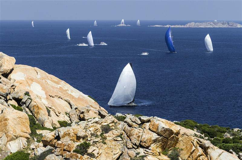 Maxi Yacht Rolex Cup 2013 7