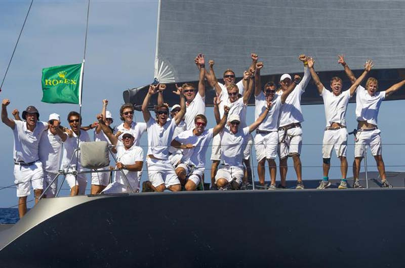 Maxi Yacht Rolex Cup 2013 8