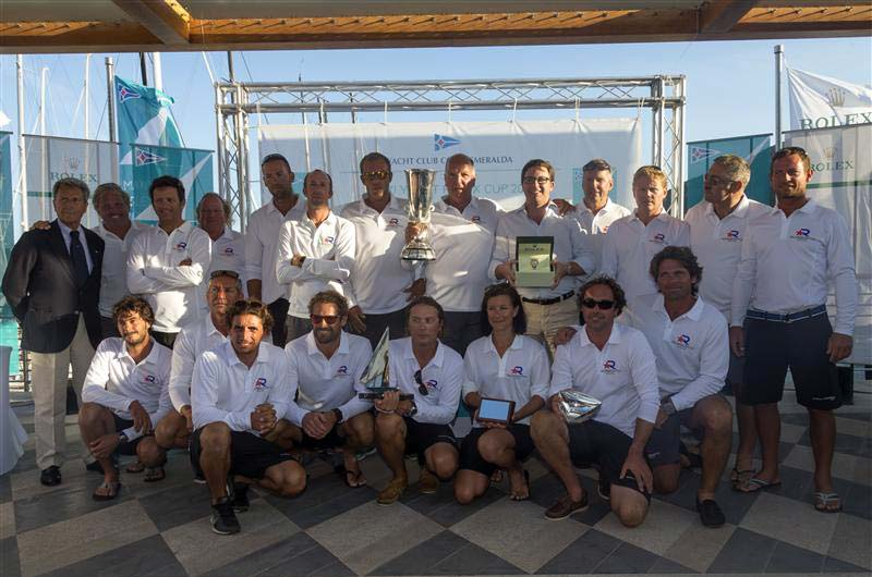 Maxi Yacht Rolex Cup 2013 9