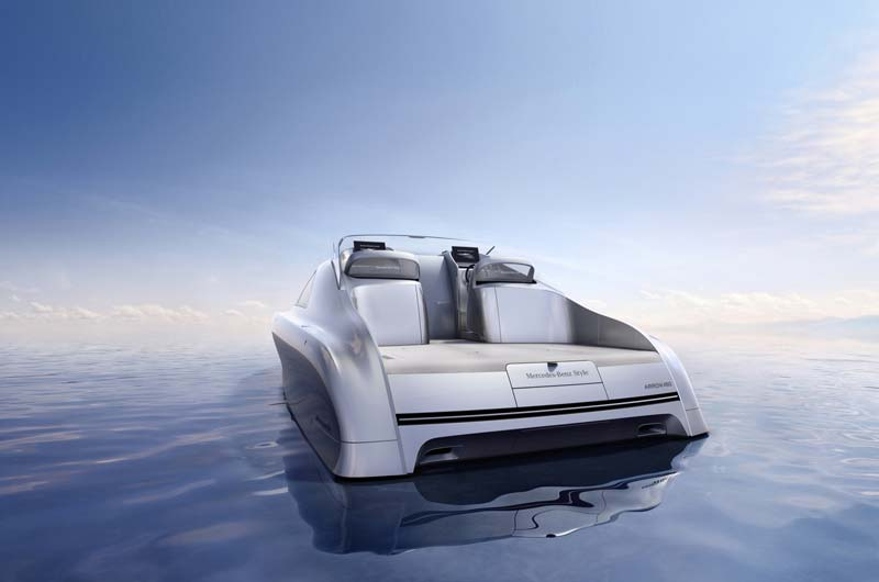 Mercedes Benz Arrow 460 Luxusyacht Bild-2