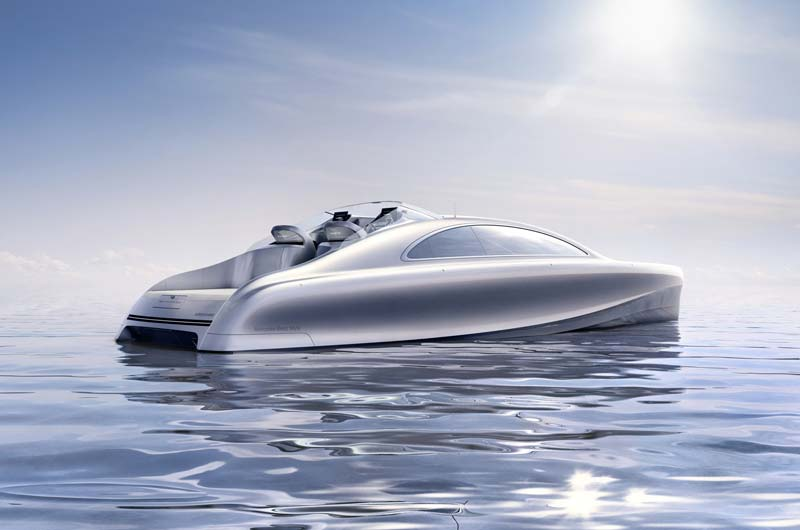 Mercedes Benz Arrow 460 Luxusyacht Bild-3