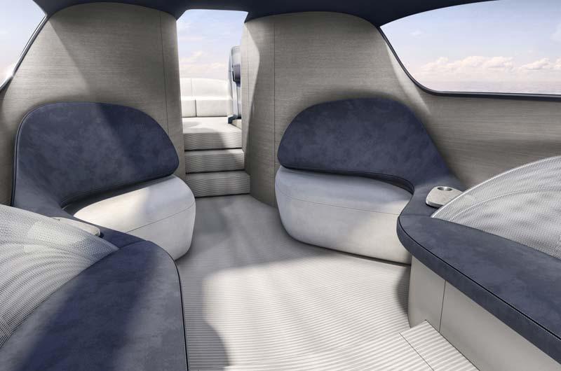 Mercedes Benz Arrow 460 Luxusyacht Bild-5