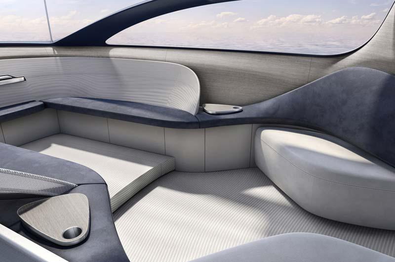 Mercedes Benz Arrow 460 Luxusyacht Bild-6