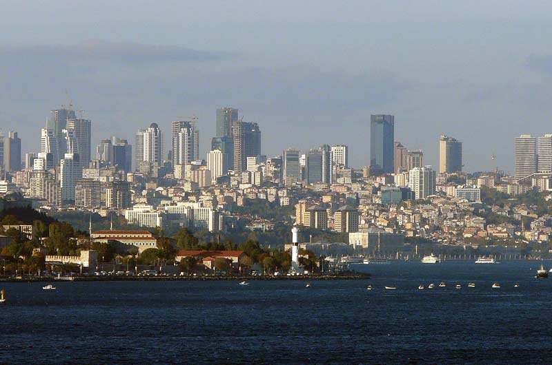 Mittelmeer Quiz - Küste Türkei, Istanbul