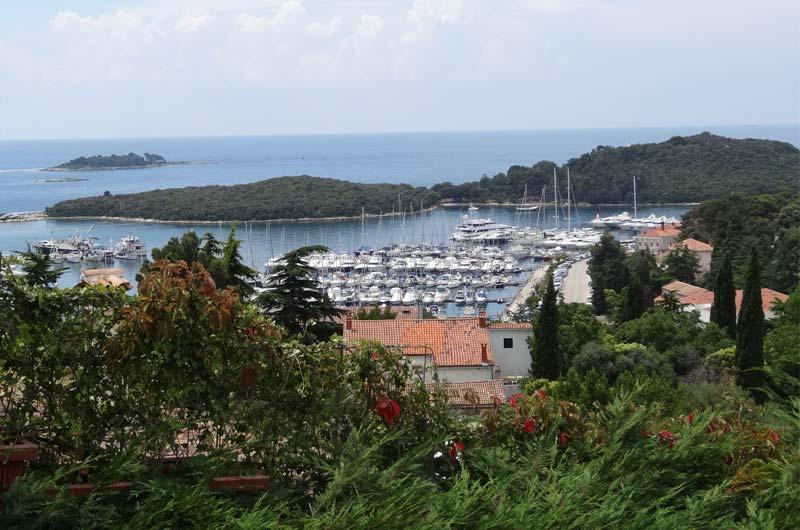 Mittelmeer Quiz - Küste Kroatien, Vrsar