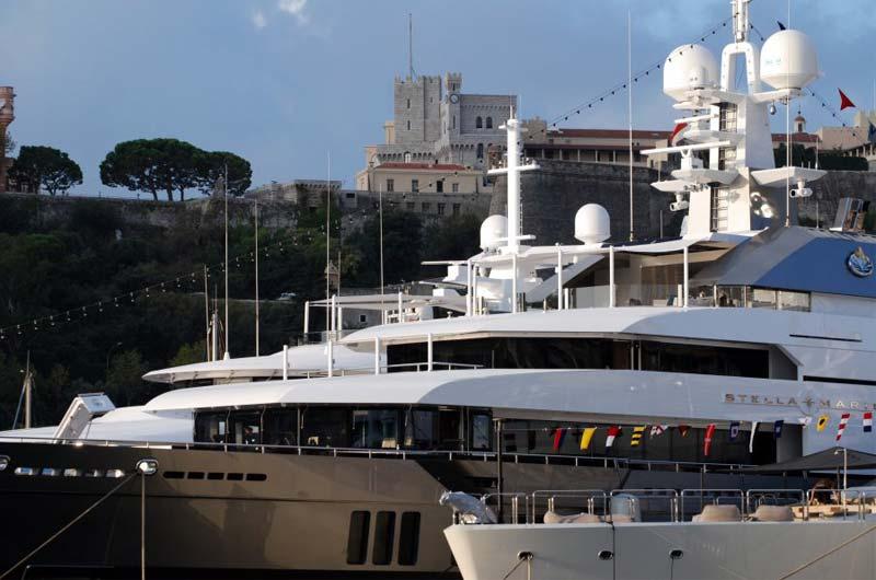 Monaco Yacht Show 2013 01