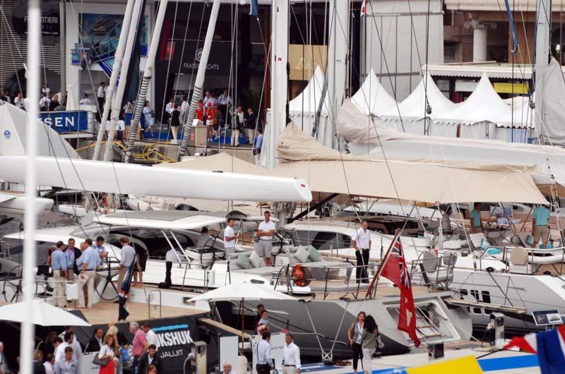 Monaco Yacht Show 2013 02