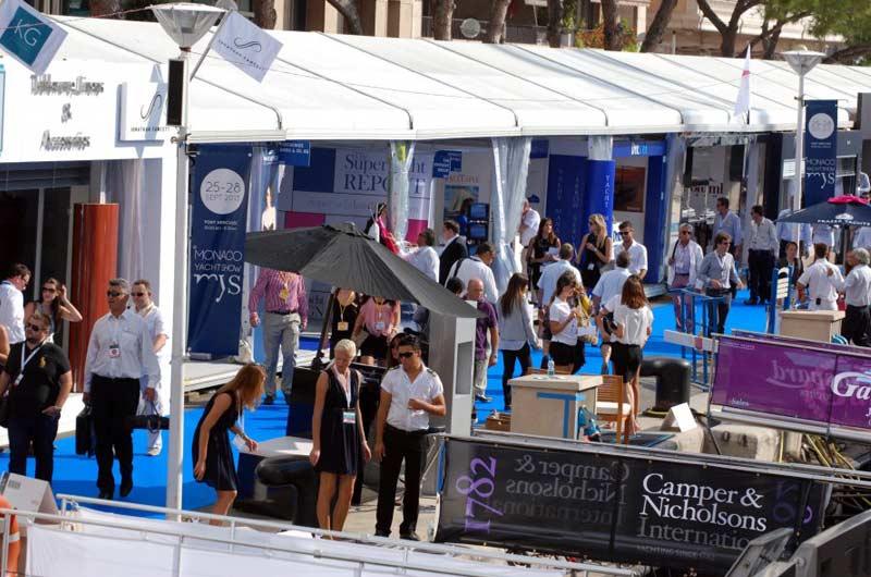 Monaco Yacht Show 2013 03