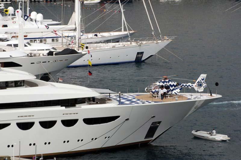Monaco Yacht Show 2013 04