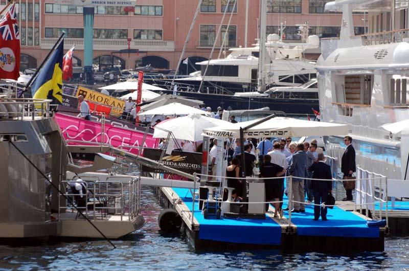 Monaco Yacht Show 2013 05