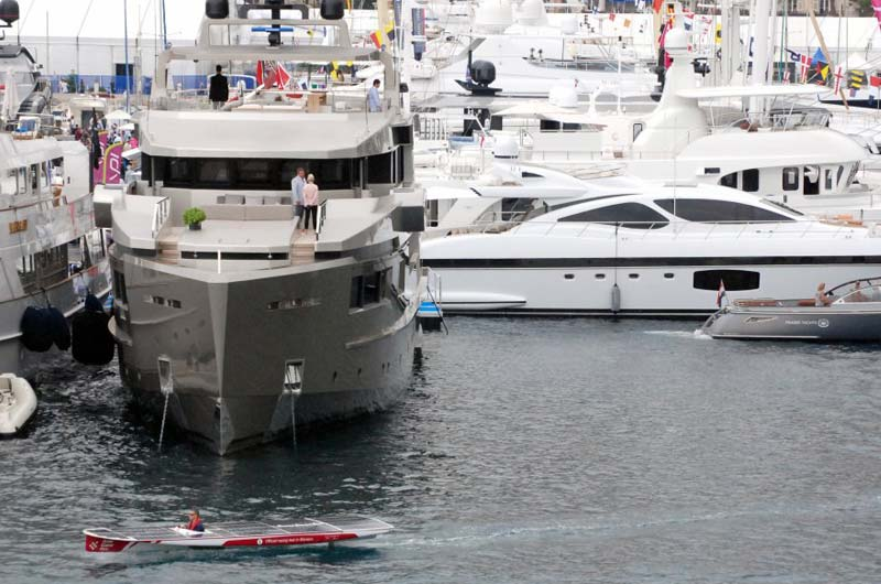 Monaco Yacht Show 2013 06