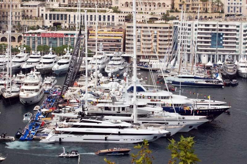 Monaco Yacht Show 2013 07
