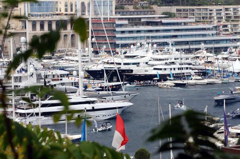 Monaco Yacht Show 2013 12