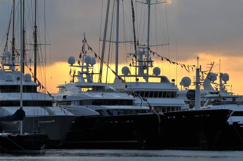 Monaco Yacht Show 2013 13