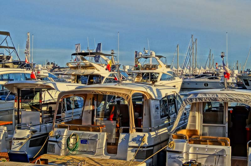 Cannes Boat Show 2013 Nostalgie Bild-07