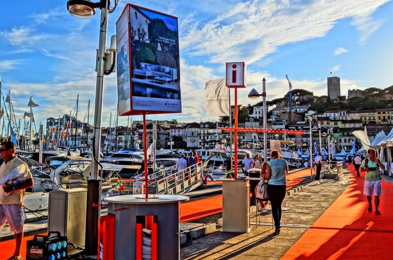 Cannes Boat Show 2013 Nostalgie Bild-11