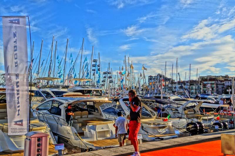 Cannes Boat Show 2013 Nostalgie Bild-12