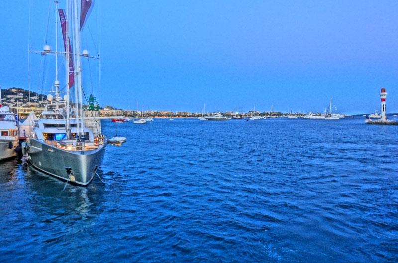 Cannes Boat Show 2013 Nostalgie Bild-13