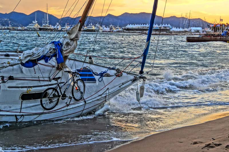 Cannes Boat Show 2013 Nostalgie Bild-15