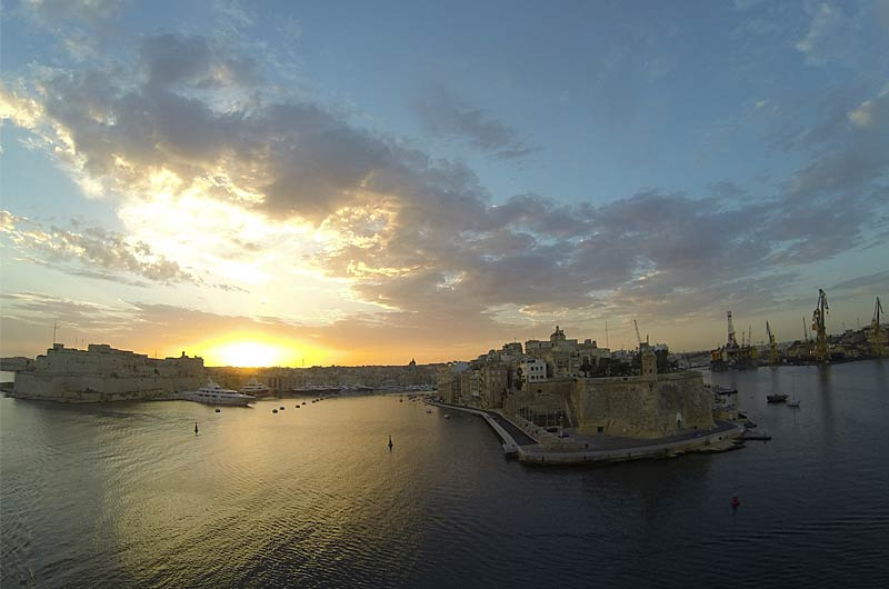 Kreuzfahrt Malta Sizilien Foto 02