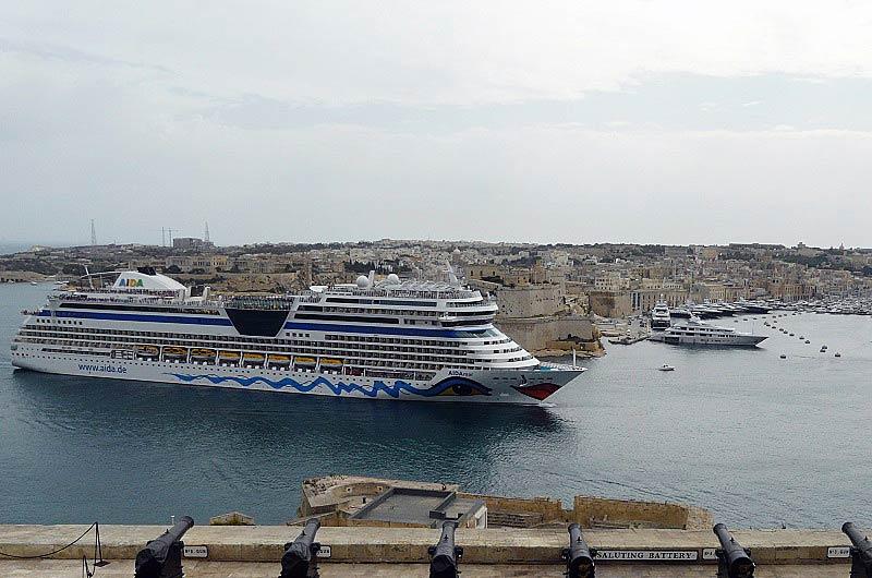 Kreuzfahrt Malta Sizilien Foto 03