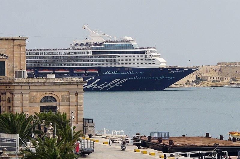 Kreuzfahrt Malta Sizilien Foto 04