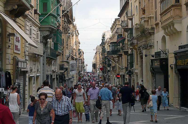 Kreuzfahrt Malta Sizilien Foto 12