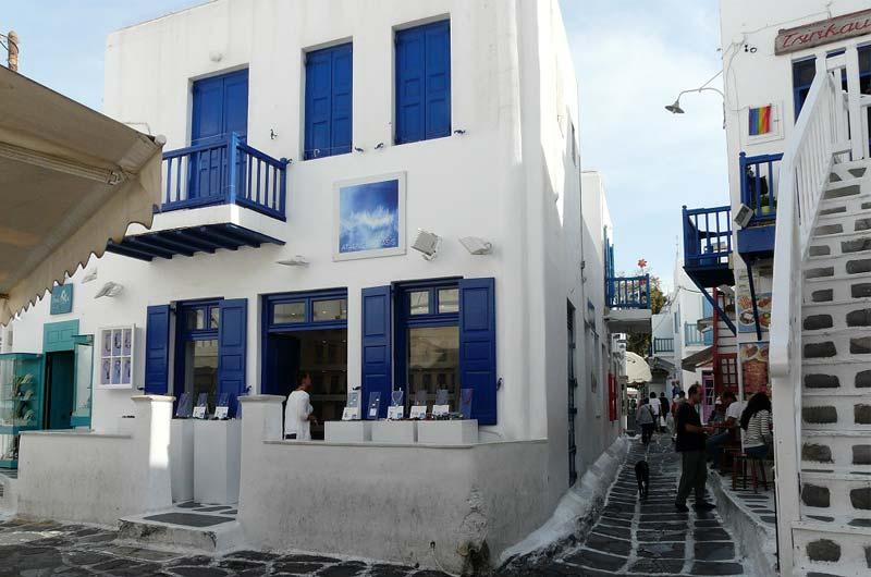 Kreuzfahrt Mykonos Malta Foto 06