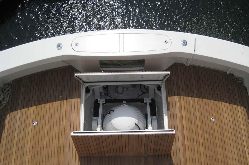 Stabilisator Gyro für Boote und Yachten Image-02