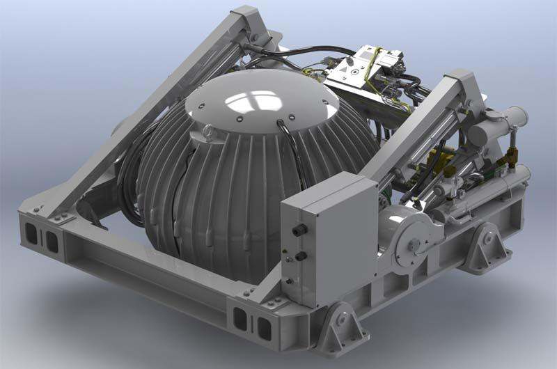 Stabilisator Gyro für Boote und Yachten Image-03