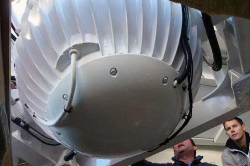 Stabilisator Gyro für Boote und Yachten Image-04