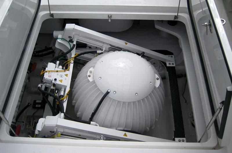 Stabilisator Gyro für Boote und Yachten Image-05