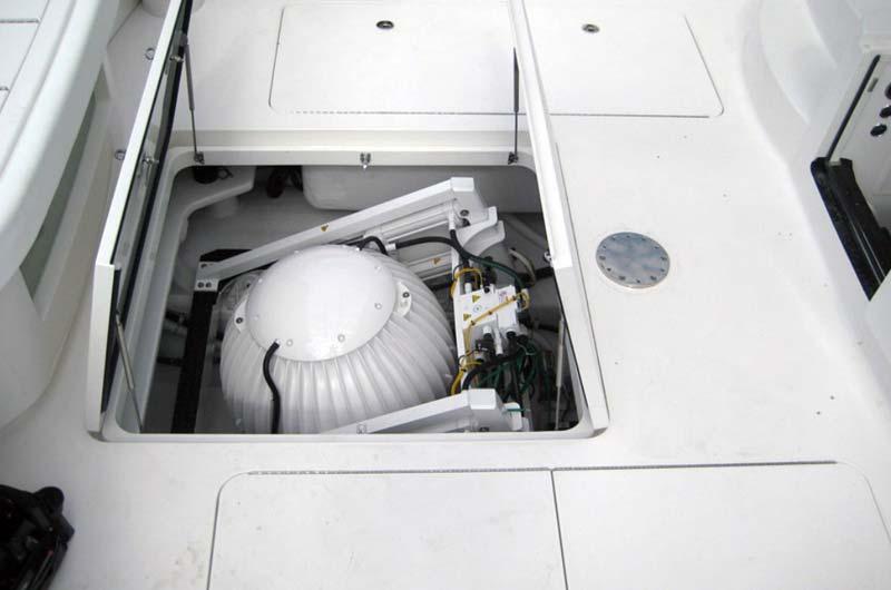 Stabilisator Gyro für Boote und Yachten Image-06