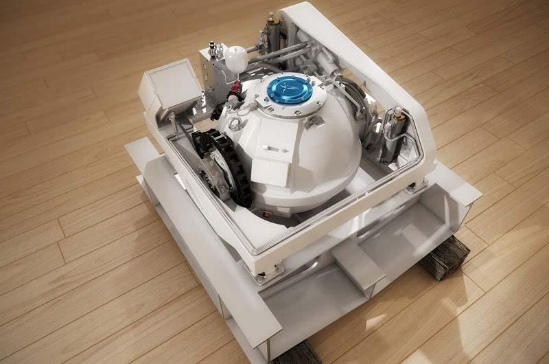 Stabilisator Gyro für Boote und Yachten Image-07