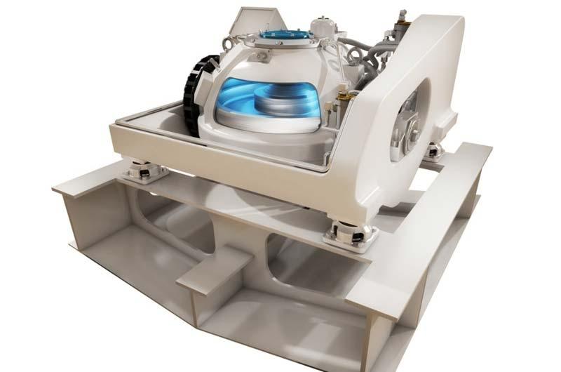Stabilisator Gyro für Boote und Yachten Image-08