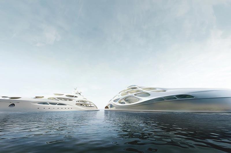 Superyacht Blohm+Voss Zaha Hadid 02