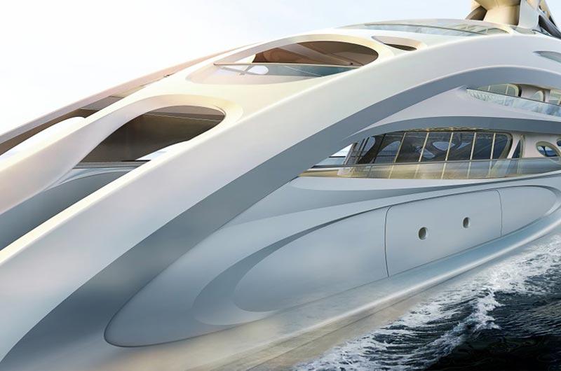 Superyacht Blohm+Voss Zaha Hadid 04