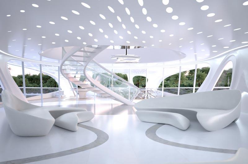 Superyacht Blohm+Voss Zaha Hadid 07