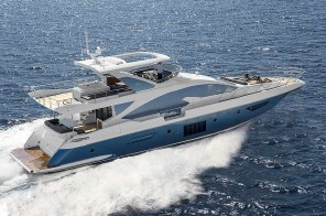 Die neue Azimut 80 2014 (Alternativtext)