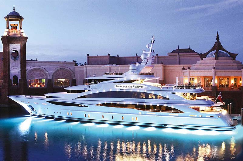 Benetti Diamonds 01