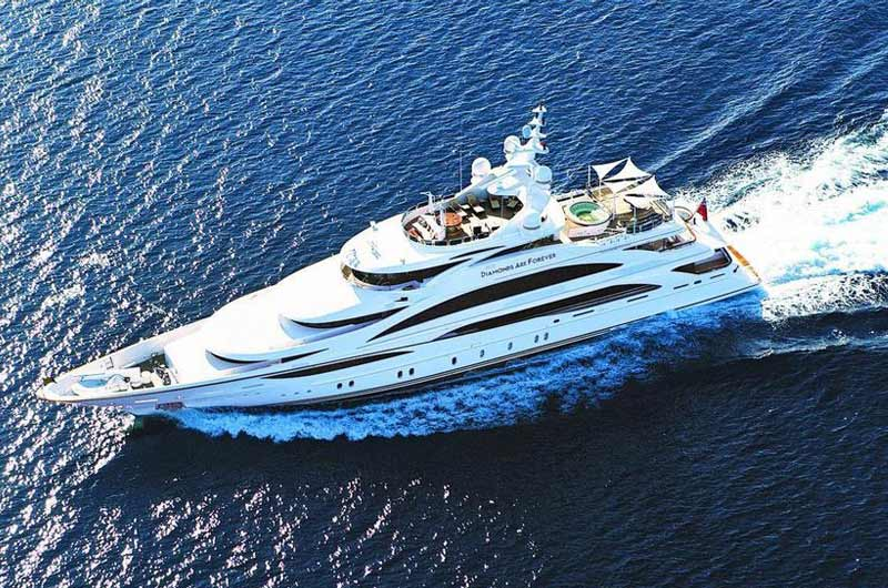 Benetti Diamonds 02