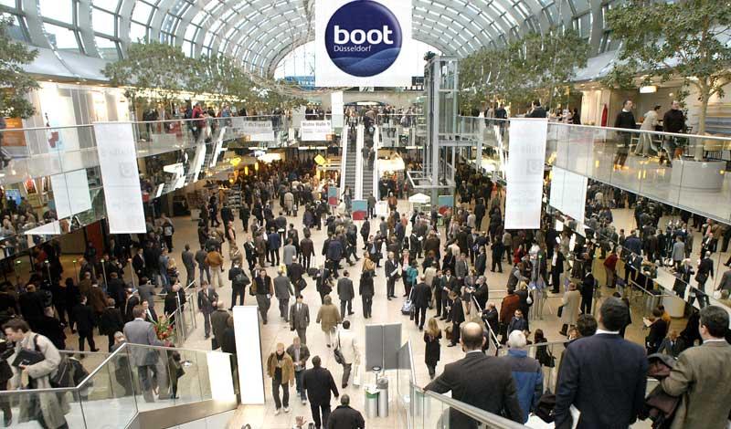 Boot Düsseldorf Bootsmesse