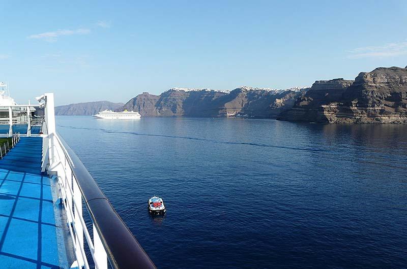 Kreuzfahrt Mykonos Malta Foto 16