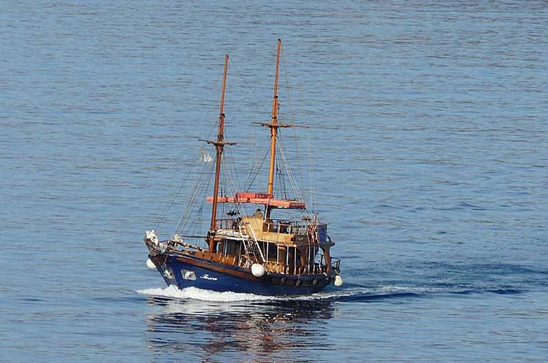 Kreuzfahrt Mykonos Malta Foto 18
