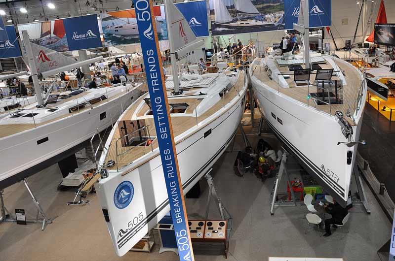 Segelboote boot düsseldorf 2014 bild-12