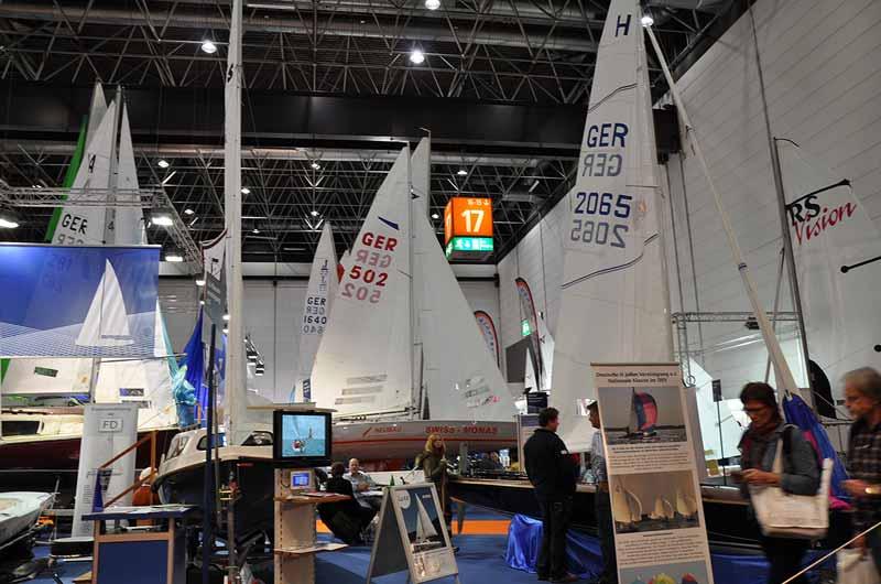 Segelboote boot düsseldorf 2014 bild-24