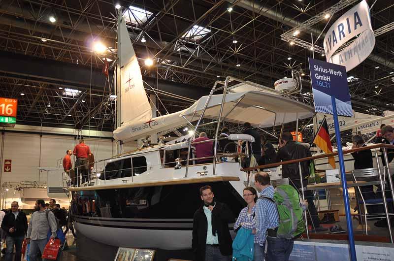 Segelboote boot düsseldorf 2014 bild-25